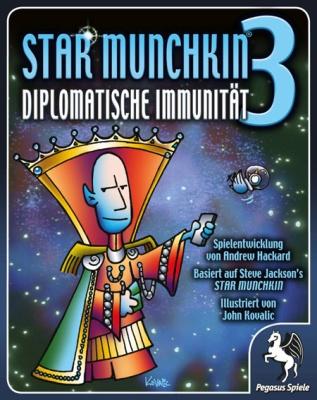 Star Munchkin 3: Dipl. Immunität