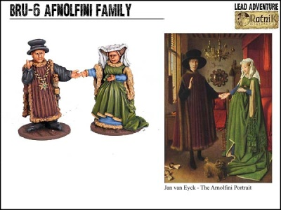 Arnolfini Family (2)