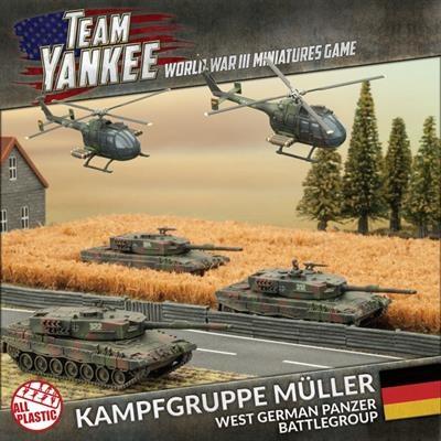 West German Starter Force - Panzeraufklärungs Kompanie