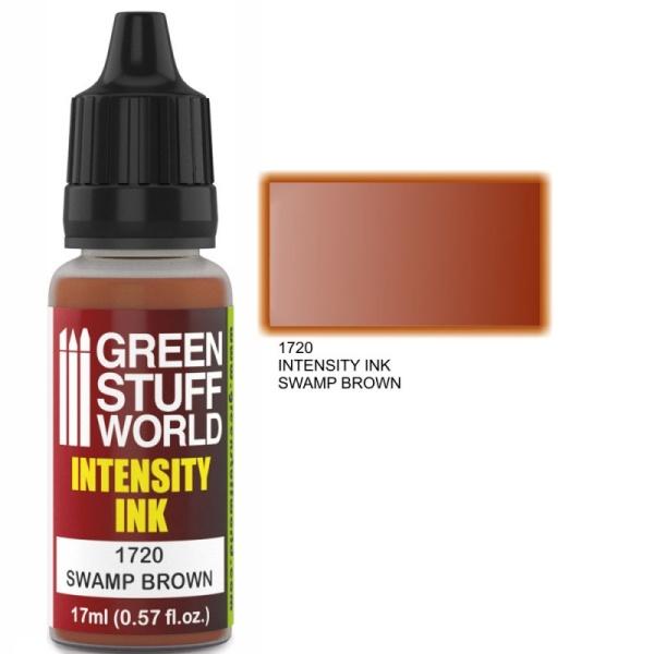 Intensity Ink SWAMP BROWN