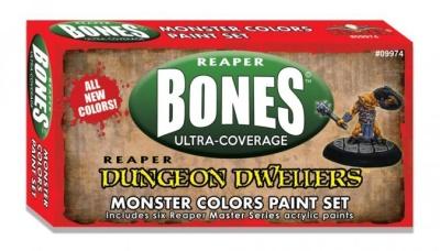 MSP Bones: Monster Colors Set (6)