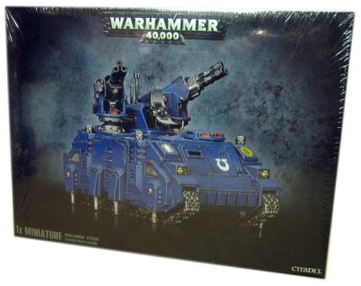 Stalker/Hunter der Space Marines (MO)