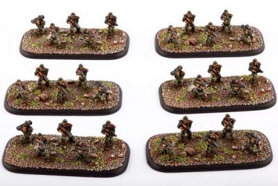 UCM: Colonial Legionnaires (6)