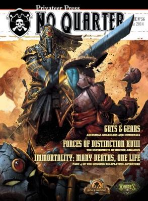 No Quarter Magazine #56