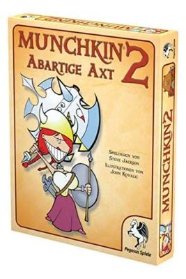 Munchkin 2: Abartige Axt