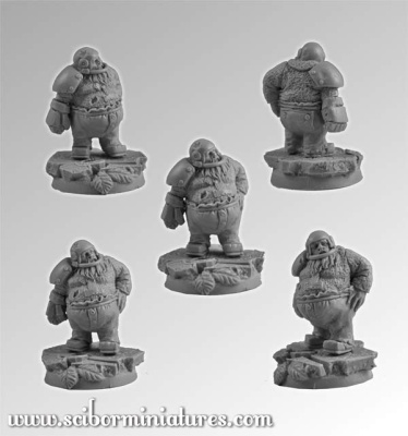 Dwarf Player #1