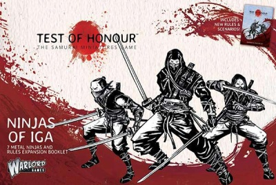 Ninja of Iga - Test of Honour