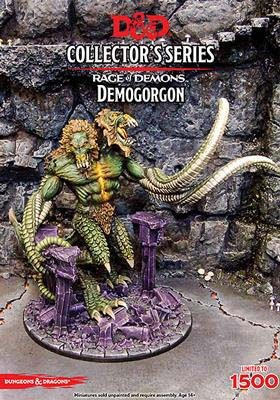 D&D: Rage of Demons: Demon Lord Demogorgon