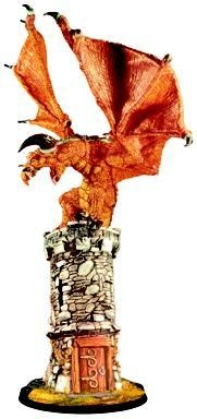 Der Turm des destruktiven Drachens