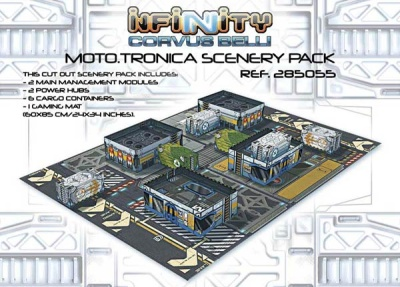 Infinity Moto.tronica Scenery Pack
