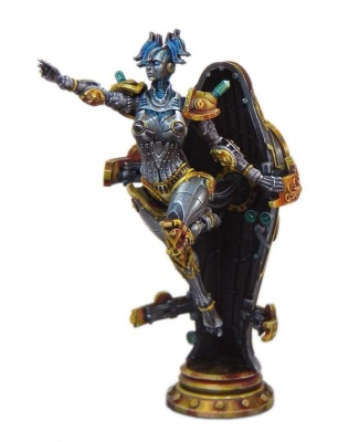 Lady Mechanica 75mm - limited edition