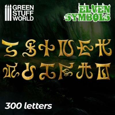 Elven Runes and Symbols (300)
