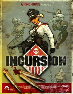 Incursion - The Game (Limited Box)