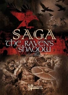 SAGA - The Raven's Shadow (inc 4 Battleboards)