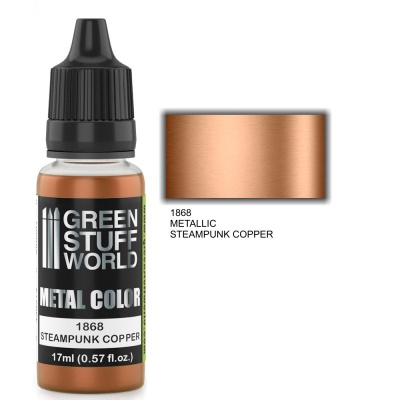 Metallic Paint STEAMPUNK COPPER