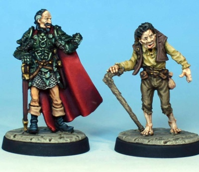 Merth the Sherriff & Rufo the Ugly