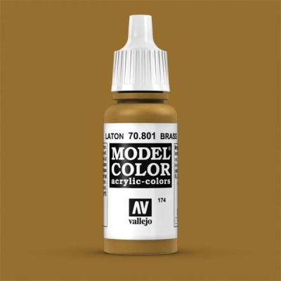 Model Color 174 Messing (Brass) (801)