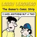 Larry Leadhead und Thrud