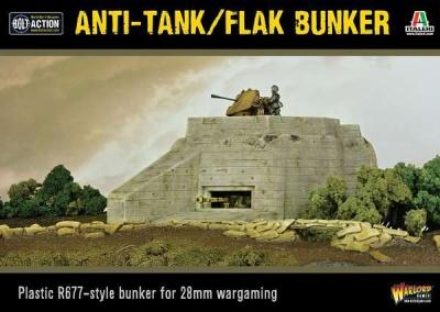 Anti-Tank / Flak Bunker