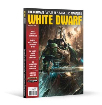 White Dwarf 037 September 2019