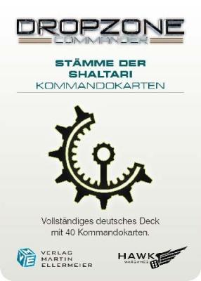 Shaltari Tribes Kommandokarten (40)