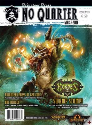 No Quarter Magazine #33
