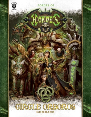 Forces of HORDES: Circle Orboros Command (Softcover)