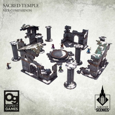 Sacred Temple (Frostgrave)