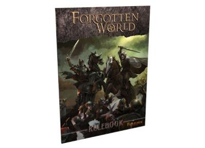 Forgotten Worlds - Rulebook