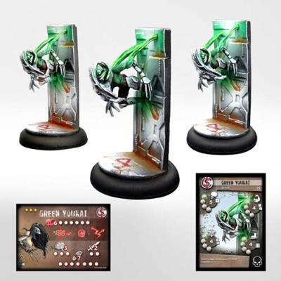 Green Youkai (ISC)