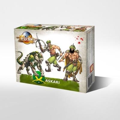 Askari Starter Box V3 The Hunters (ASK)