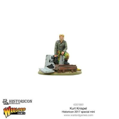 Kurt Knispel, Historicon 2017 special figure