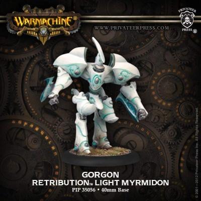 Retribution Gorgon Light Myrmidon Box