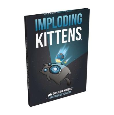Exploding Kittens - Imploding Kittens  Erweiterung DE