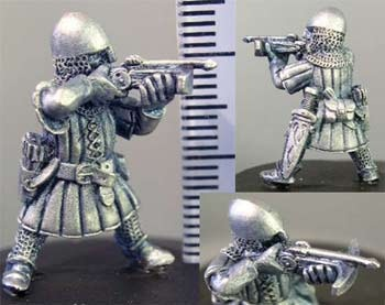 Male dwarf with crossbow