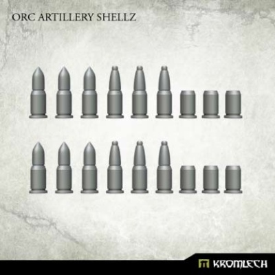 Orc Artillery Shellz