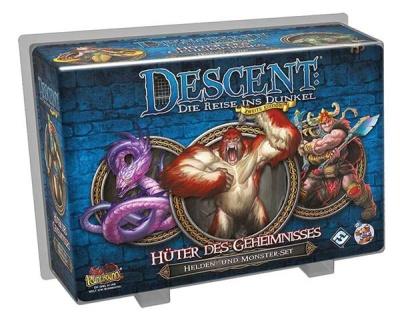 Descent 2. Edition: Hüter des Geheimnisses