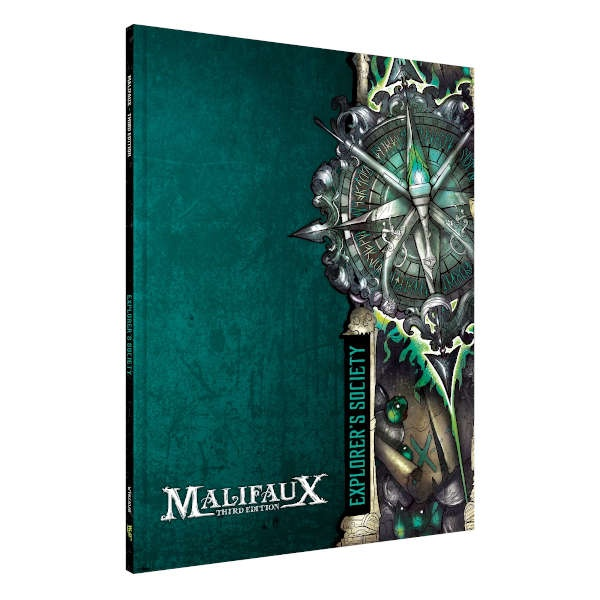Malifaux (M3E): Explorer's Society Faction Book