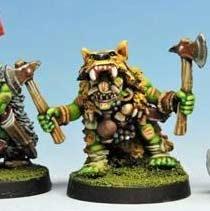 Feral Goblin Boss