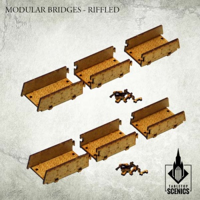 Modular Bridges: Riffled