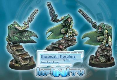 Noctifers (Spitfire) (CA)