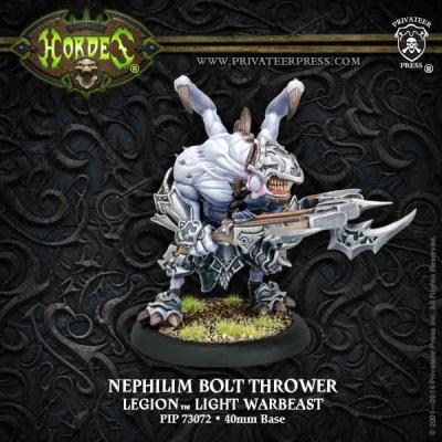 Legion Nephilim Bolt Thrower Light Warbeast (plastic)