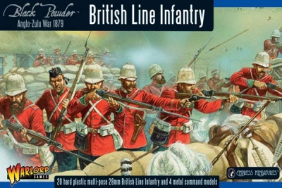 Anglo-Zulu War British Infantry (24)