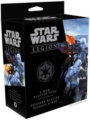 Star Wars: Legion - E-Web-Blaster-Team