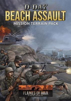 D-Day: Beach Assault Mission Terrain Pack