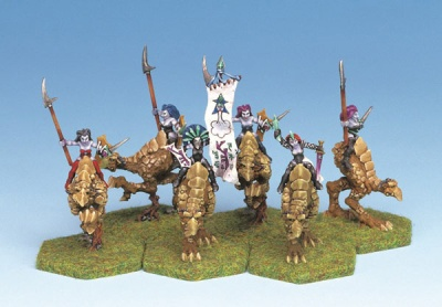 Ice Witch Gargoyle Riders (6)