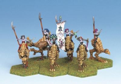 Ice Witch Gargoyle Riders (6)