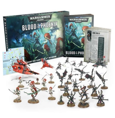 Warhammer 40.000:  Blood of the Phoenix