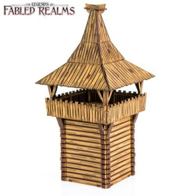 Tueden League Wooden Tower