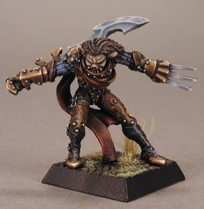 Lurg, Half Orc